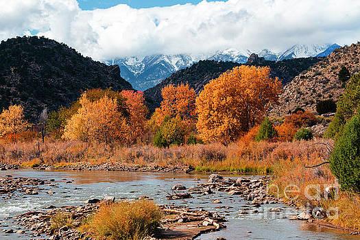 Autumn on the Arkansas by Steve Krull