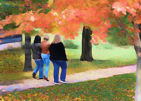 Autumn Stroll by Jack Wilson