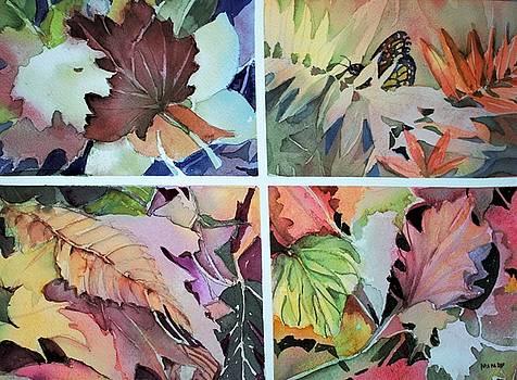 Autumn Windows by Mindy Newman