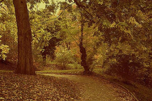 Jenny Rainbow - Autumnal Secret Garden