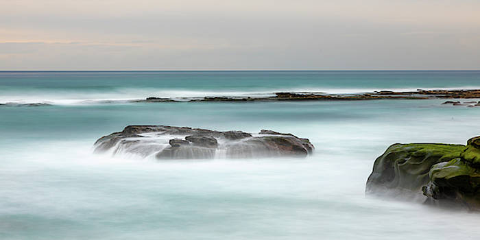 Awash in the Sea by Peter Tellone