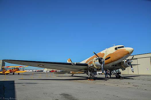 AZ CAF C-47 Skytrain by Tommy Anderson