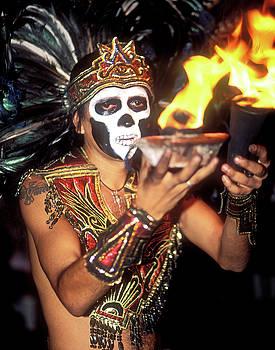 Aztec Fire by Bruce Herman
