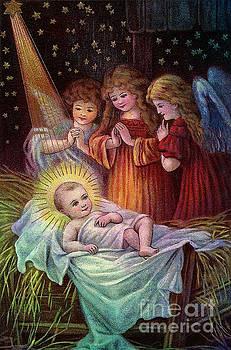 Baby Jesus Birth  by Tammera Malicki-Wong