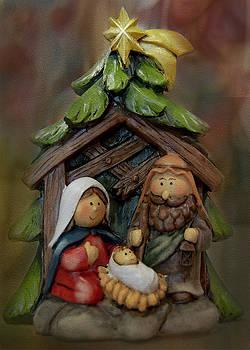 Baby Jesus by Leticia Latocki