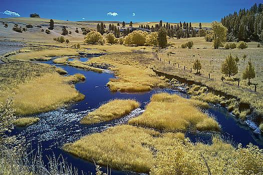 Back River in the Palouse by Jon Glaser
