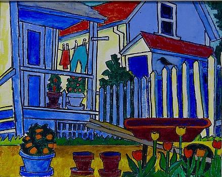 Backyard by Nicholas Martori