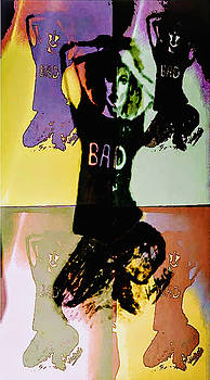 Bad Blonde by Vanessa Atterville-Smith