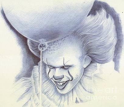 Bad Clowns 2 by Oleg Kozelskiy