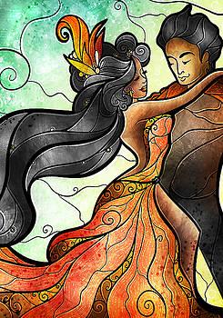 Bailar Conmigo by Mandie Manzano