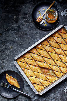 Baklava by Cuisine at Home