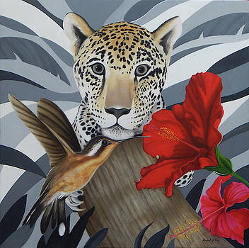 Balam by Angel Ortiz