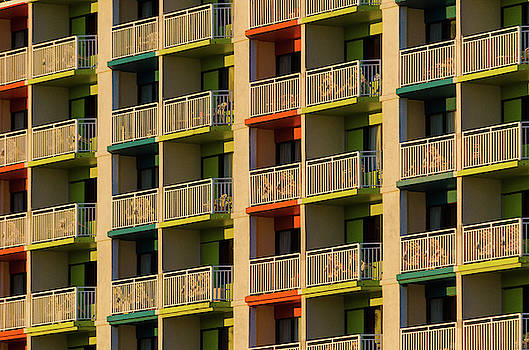 Balconies by Mike O'Shell