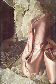 Ballet Slippers by Cindi Ressler
