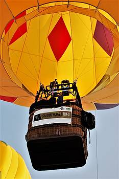 Balloon Festival 1 by Christopher James