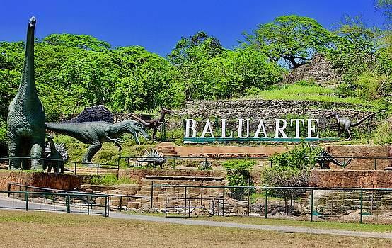 Baluarte Vigan Ilocos Sur by Lorna Maza