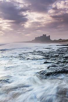 David Taylor - Bamburgh Castle Sunrise