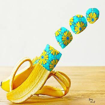 Banana kale 41 by Yamy Morrell