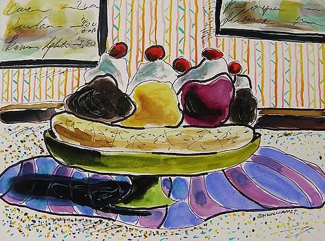 Banana Split by John Williams