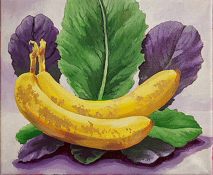 Banana's and Lettuce by Jennifer McDuffie