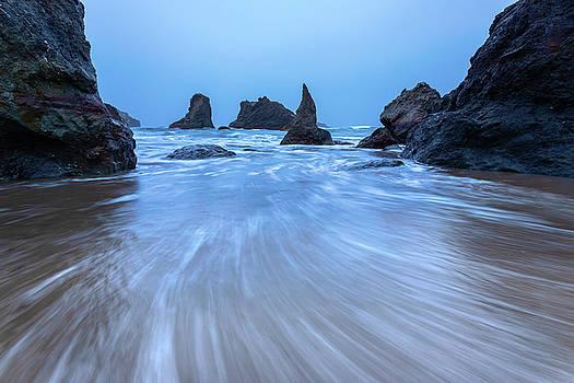 Bandon Beach by Brian Knott Photography