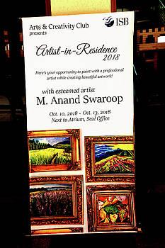 Anand Swaroop Manchiraju - BANNER