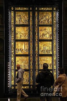 Wayne Moran - Baptistery Doors  Florence Italy