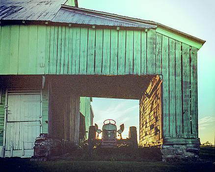 Barn by John Daly