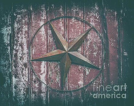 Barn Star by Dale Powell