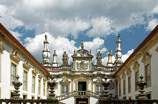 Baroque Mateus Estate by Sally Weigand
