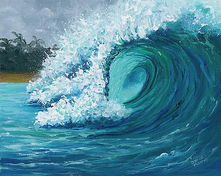 Darice Machel McGuire - Barrel Wave Maui