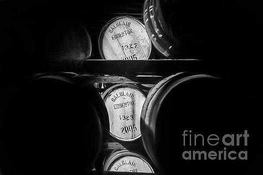 Barrels of whiskey Part 1 by Erik Brede
