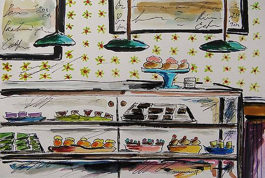 Bars and Pastries by John Williams