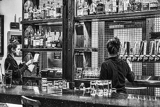 Sharon Popek - Bartenders