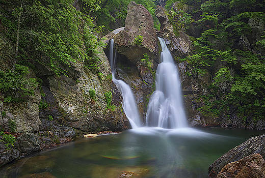 Bash Bish Falls by Juergen Roth