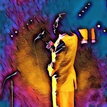 Basie Band by Tom Kiebzak