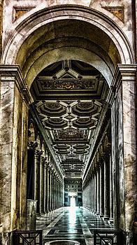 Basilica Papale di San Paolo fuori le Mura by Joseph Yarbrough
