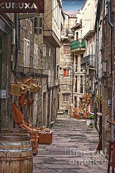 Basket Sellers of Vigo by Lynn Bolt