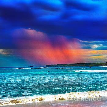 Bass Strait Storm Front by Blair Stuart