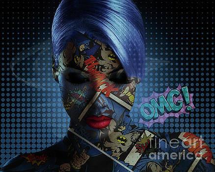 BatGirl by Erik Brede