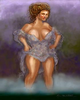Bather by Kevin Middleton