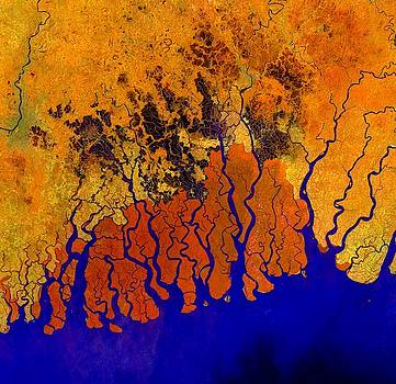 Bay of Bengal by Planet Impression