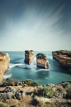Bay Of Solitudes by Evelina Kremsdorf