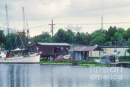 Bob Phillips - Bayou Fishing Huts and Transportation