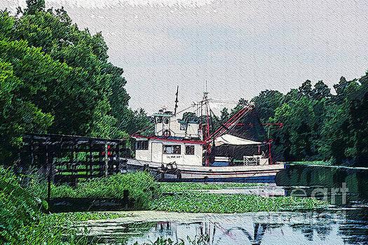 Bob Phillips - Bayou Fishing Vessel 4
