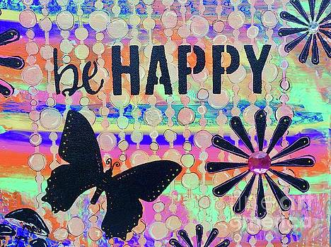 Be Happy by Jacqueline Athmann
