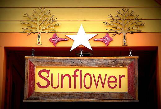 Be My Sunflower by Fiona Kennard