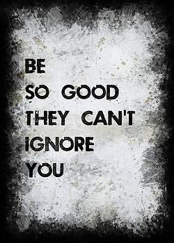 Be So Good by Ricky Barnard