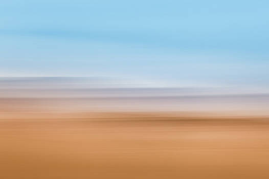 Beach Abstract by Eric Full