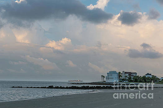 Beach Days - Breach Inlet by Dale Powell